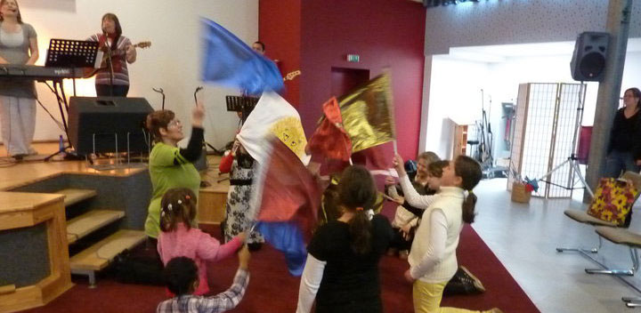 Kinder Worship